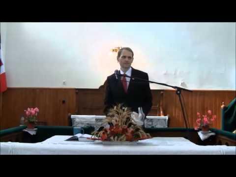 Dr. Molnár Róbert szolgálata lelkészek- és presbiterek előtt