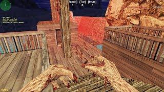 Counter-Strike: Zombie Escape Mod - ze_Summer_Beach_DP [NEW MAP] [4K]