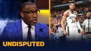 Has Giannis earned his respect during the Finals? — Skip & Shannon | NBA | UNDISPUTED