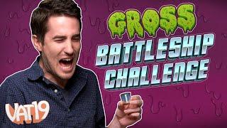 Who will Win the GROSS Battleship Challenge? [Jon vs. Ben]