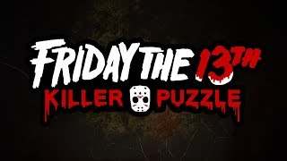 Friday the 13th: Killer Puzzle - Trailer