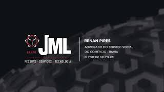 Depoimento do cliente Renan da empresa Serviço Social da Bahia