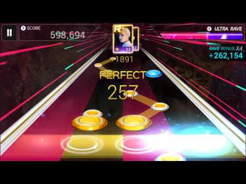 [SuperStar SMTOWN] EXO-K - Ko Ko Bop (HARD) 1st Play