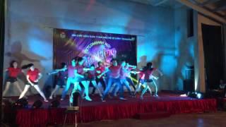Thanh niên VCB - HO nhảy Flashmob
