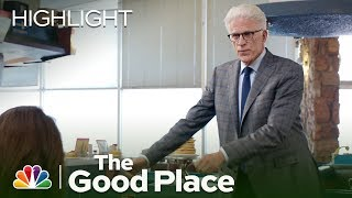 Michael Knows Why the Point System Is Broken - The Good Place (Episode Highlight)