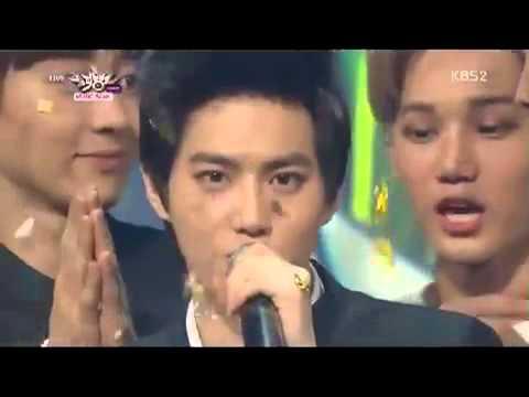 [HD] EXO WINNER & Encore with f(x)