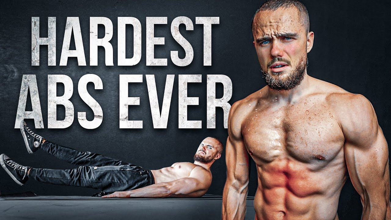 Hardest ABS Workout EVER | 6 PACK BURN