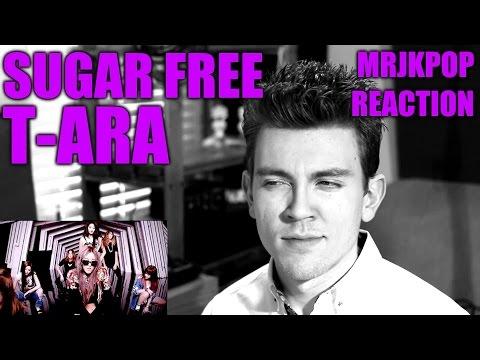 T-ARA SUGAR FREE Reaction / Review - MRJKPOP ( 티아라 슈가프리 )