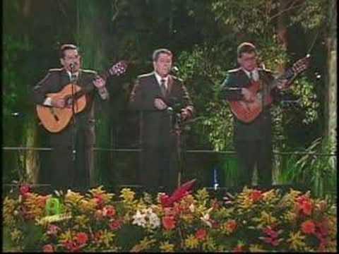 TRIO LOS ARMONICOS - SABRE ESPERAR (Bolero Wilfrido Guevara)