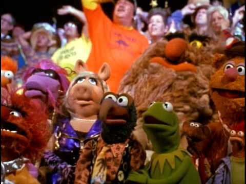 Muppets from Space'