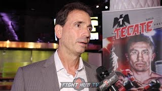 """TOM LOEFFLER """"DAZN HAS MADE IT CLEAR, THEY WANT CANELO VS GOLOVKIN 3 IN THE FALL"""""""