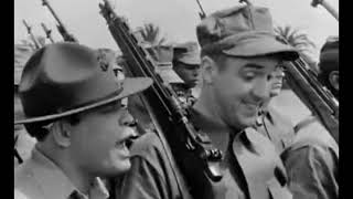 Gomer Pyle, U.S.M.C. Theme—FOR TWO HOURS!  LOL