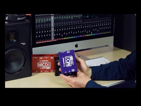Samson S-Max DI Boxes MD1 Pro