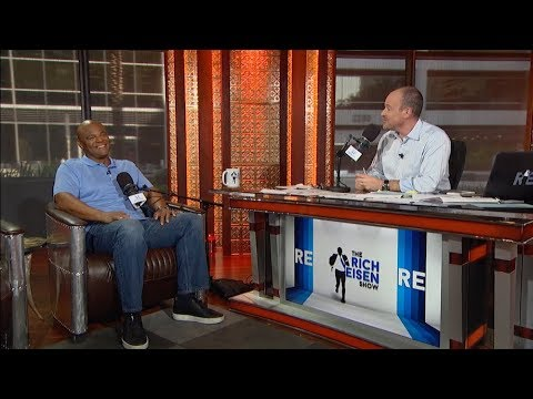 Pro Football Hall Of Famer Warren Moon Joins the Rich Eisen Show In-Studio | Full Interview | 9/8/17