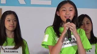 JKT48 Perkenalan Member Generasi 7 Everyday, Kachuusha/UZA Handshake Festival Jakarta 29-09-2018
