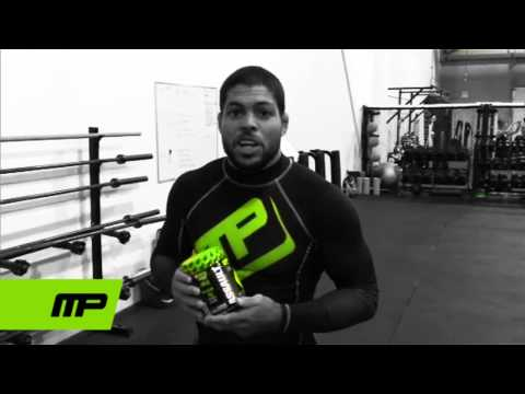 Andre Galvao talks about MusclePharn Assault