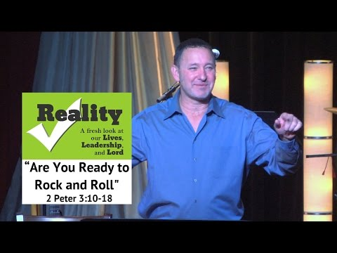 Nov 9, 2014   Reality Check Series:  Are You Ready To Rock & Roll, Pastor Kevin Cavanaugh
