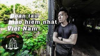 """7 giờ trên đoàn tàu """"đáng sợ"""" nhất Việt Nam [Hà Nội - Quảng Ninh]"""