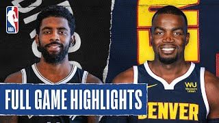 NETS at NUGGETS | FULL GAME HIGHLIGHTS | November 14, 2019