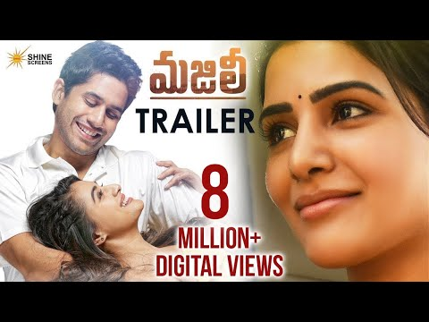 MAJILI Movie Official Trailer