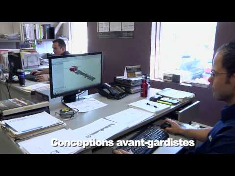 Cliquez pour démarrer la vidéo VIDEO CORPORATIF SOUDURE J.M. CHANTAL INC.