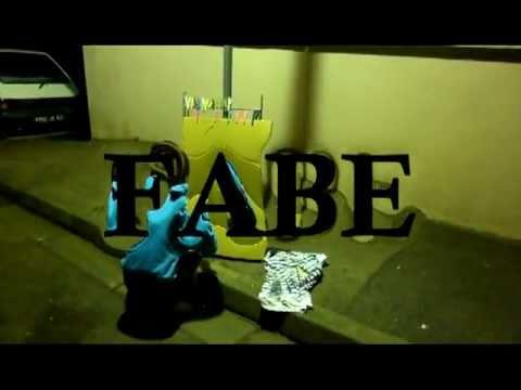 FABE - Comme un rat dans l coin - Speed Paint par Vivi Mac
