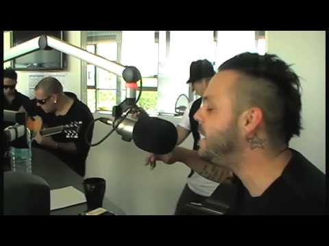 Blue October - Say it - live&acoustic auf egoFM - www.egofm.de