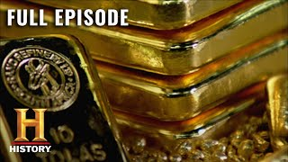 Forging America's Gold | How the Earth Was Made (S2, E13) | Full Episode | History