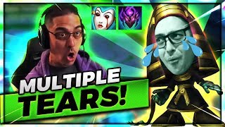 THE ULTIMATE TEAR DROPPER IS BACK!! | GG MUMU - Trick2G