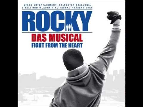 Rocky das Musical - Eye of the Tiger/Gonna fly now (Musicalfassung)