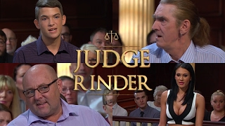 Kicked Out of Court! | Judge Rinder