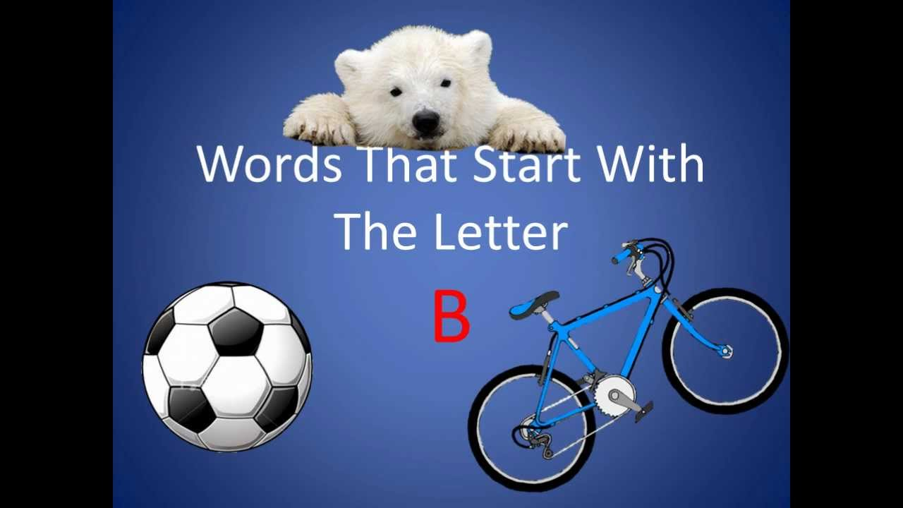 9 letter words starting with b words that start with the letter b 20311 | maxresdefault