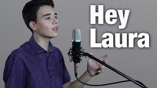 Hey Laura (Gregory Porter) - Vocal & Piano & Saxophone & Cajon cover