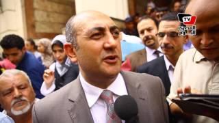 تعليق «خالد علي» بعد خروجه من محاكمة «مجلس نقابة الصحفيين ...