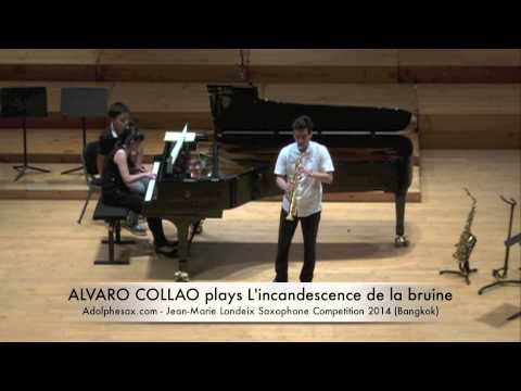 ALVARO COLLAO plays L'incandescence de la bruine