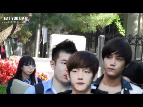 [EatYouUp] 120504 EXO KAI TO KBS