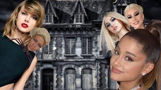 Celebrities in Haunted House