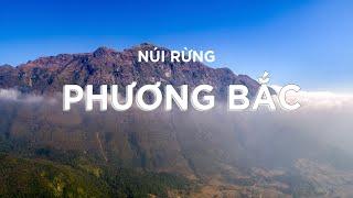 Núi rừng phương Bắc - Flycam 4k/ Beautiful VietNam