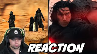 Reacting to Rise of Skywalker