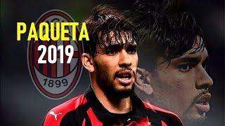 Lucas Paquetà 2019 | Fantastic Start | Magic Skills | Show AC Milan | Crazy Football Skills | #15