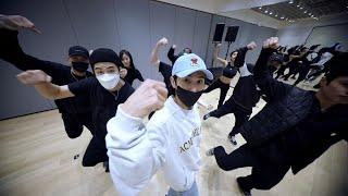 U-KNOW 유노윤호 'Eeny Meeny' Dance Practice