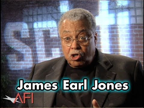 James Earl Jones On Being The Voice Of Darth Vader - YouTube