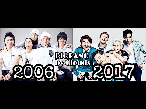 BIGBANG Evolution 2006 - 2017 👑 (MV Ver.)