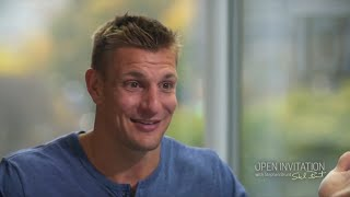 Gronk On Possible Return, CBD Use And His Thoughts On Brady's Future With Pats   Open Invitation