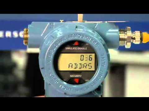 rosemount 3051 profibus pressure transmitter making. Black Bedroom Furniture Sets. Home Design Ideas