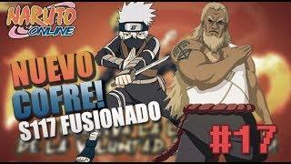 NUEVO COFRE y mi server FUSIONADO! Naruto Online ELPRO#17