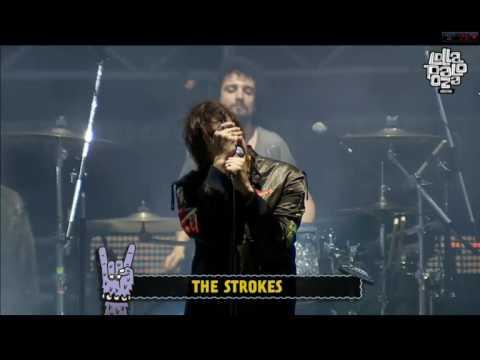 The Strokes - Reptilia - Lollapalooza Argentina 2017