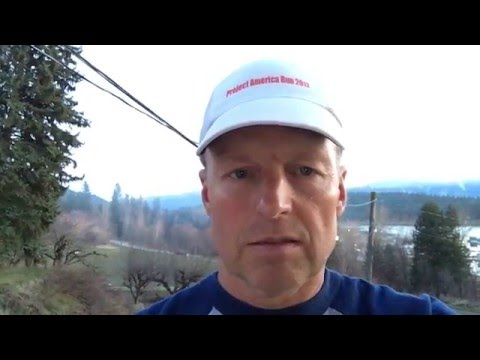 Find Your Finish Line: Day 6, Mike