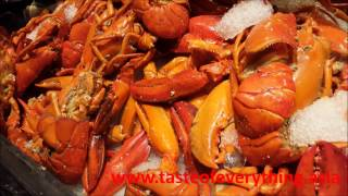 Lobster Buffet at Hotel Jen Tanglin in J65 Restaurant