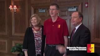 'University Professors Recognition Ceremony - Pittsburg State University